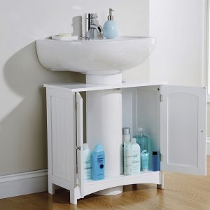 White UnderBasin Unit