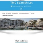 Spanish property rental service