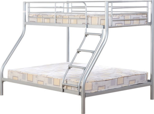 how to stop bunk bed from shaking