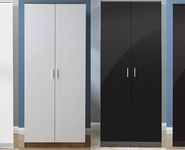 Gloss Wardrobe - Available in 4 Colours *BRAND NEW*