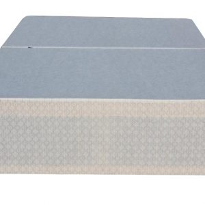 Damask Divan Base - 4 Sizes Available