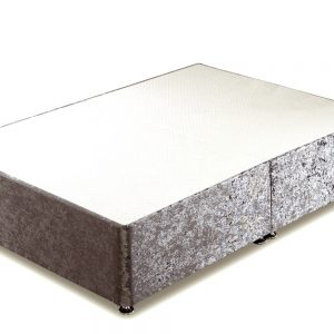 Crushed Velvet Divan Base