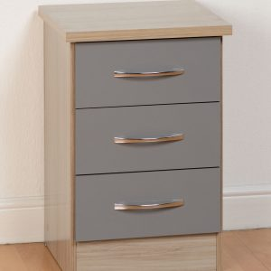 Nevada Gloss Bedside