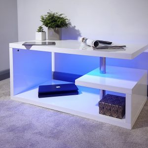Polar Led Coffee Table