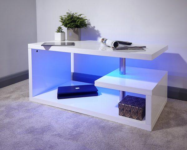 Polar Led Coffee Table