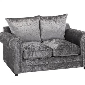 Char Glitz Scatter Back Sofa