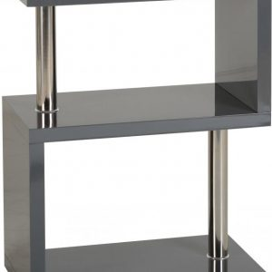 Charisma High Gloss 3 Shelf Unit