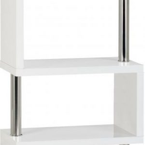 Charisma High Gloss 5 Shelf Unit