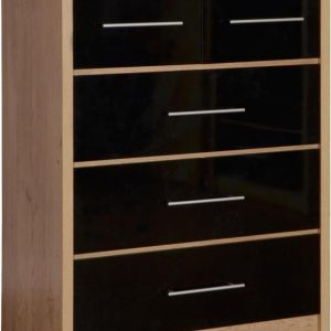 Seville Gloss Chest of Drawers